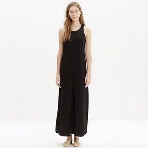 Madewell tank maxi dress, size 2